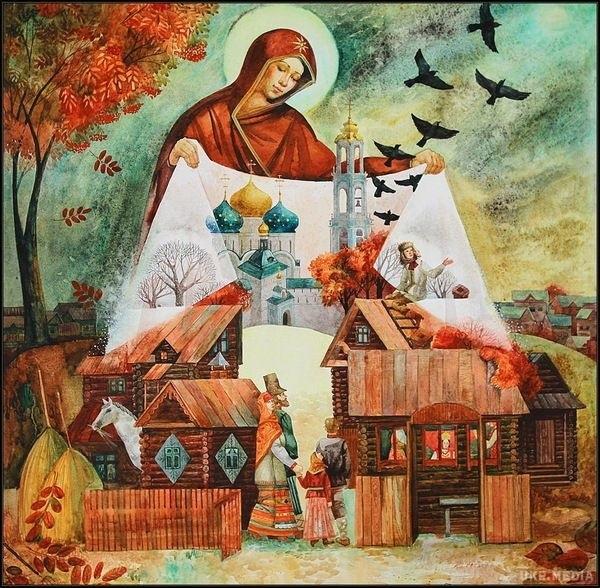 Фото на праздник 14 октября Покров Пресвятой Богородицы005