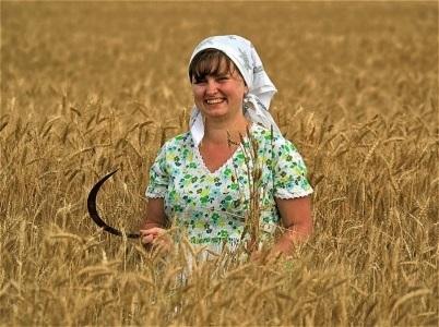 Фото на праздник 15 октября Всемирный день сельских женщин006