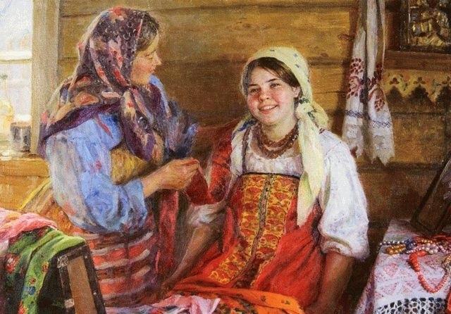 Фото на праздник 15 октября Всемирный день сельских женщин009