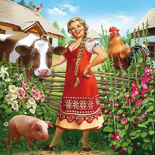 Фото на праздник 15 октября Всемирный день сельских женщин016
