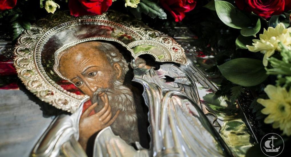 Фото на праздник 9 октября Преставление Иоанна Богослова010