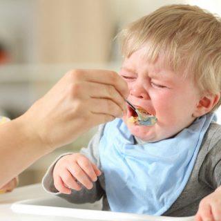 Что делать, если ваш малыш не хочет есть кашу (1)