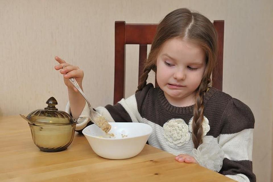 Что делать, если ваш малыш не хочет есть кашу (2)