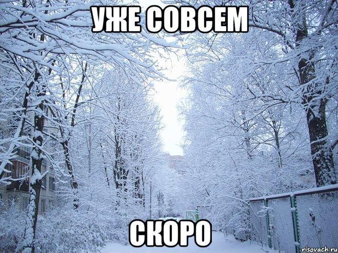 А вот и зима пришла картинки (7)