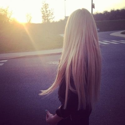 Блондинки со спины020