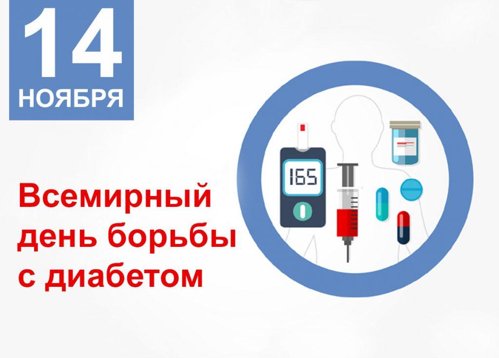 Всемирный день борьбы с диабетом картинки и фото (1)