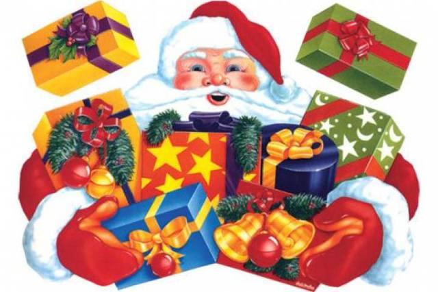 День рождения Деда Мороза прикольные картинки (19)