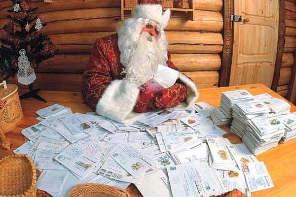 День рождения Деда Мороза прикольные картинки (8)