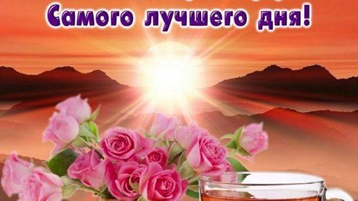 Доброе утро и день015