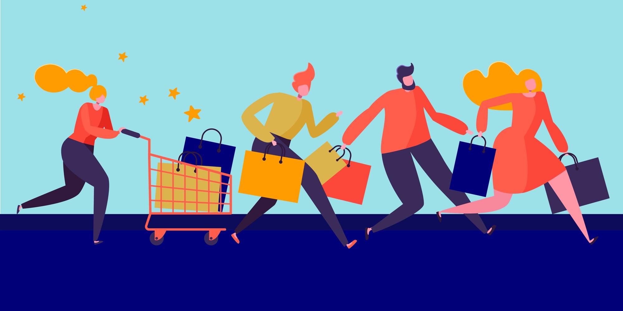 Картинки на Всемирный день шопинга (10)