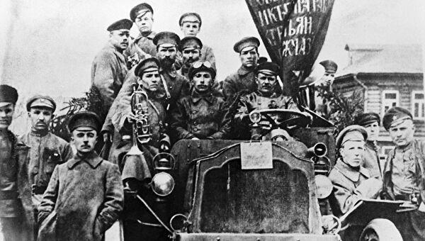 Картинки на День Октябрьской революции 1917 года в России (28)
