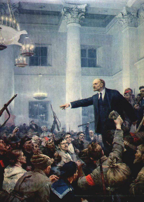 Картинки на День Октябрьской революции 1917 года в России (8)