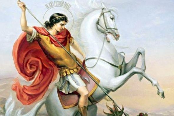 Картинки на День памяти святого Георгия Победоносца (22)