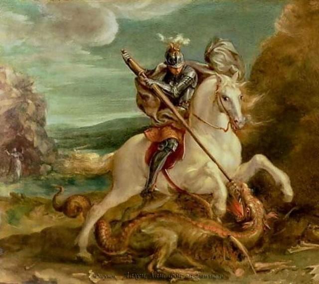 Картинки на День памяти святого Георгия Победоносца (9)