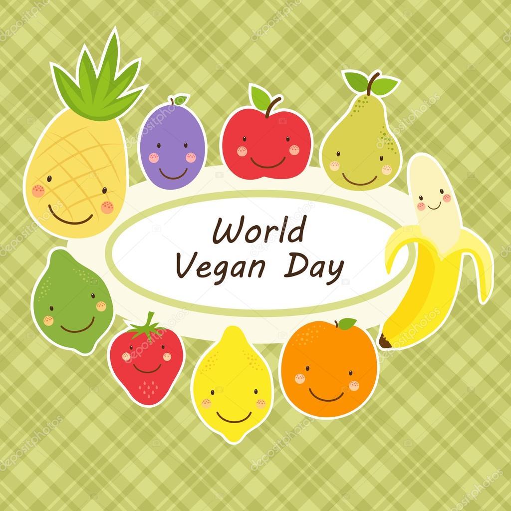 Картинки на Международный день вегана (3)