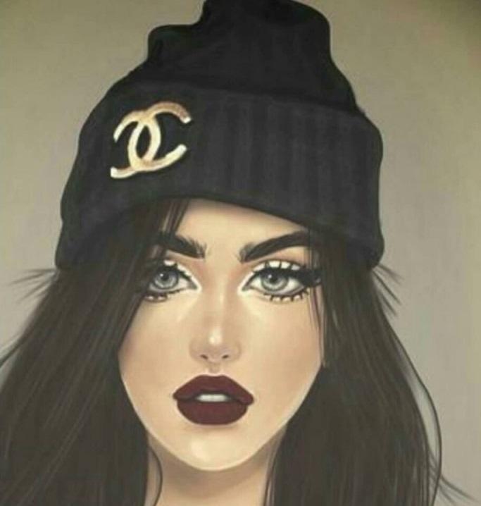 Красивые аватарки для девушек009