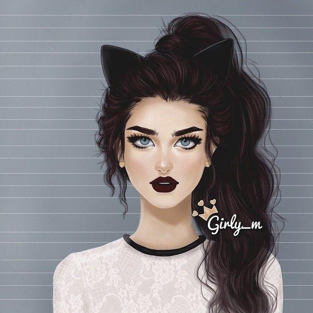 Красивые аватарки для девушек014