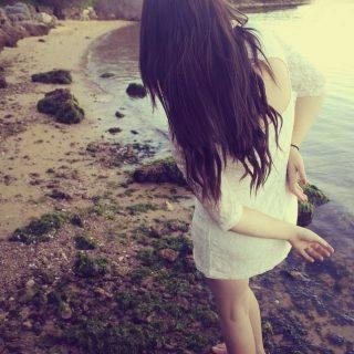 Красивые девушки со спины на аву019