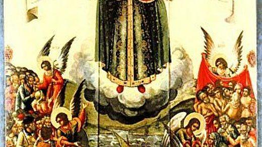 Красивые картинки в честь иконы Божией Матери «Всех скорбящих Радость» (1)
