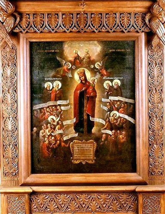 Красивые картинки в честь иконы Божией Матери «Всех скорбящих Радость» (5)
