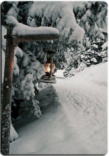 Красивые картинки зимы на заставку телефона (10)