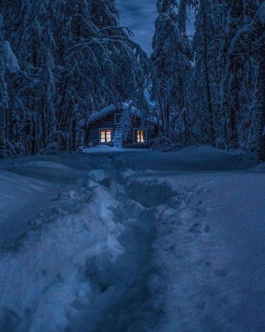 Красивые картинки зимы на заставку телефона (11)