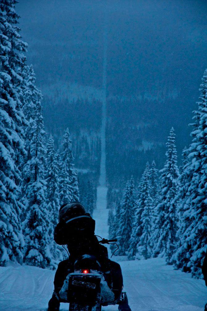 Красивые картинки зимы на заставку телефона (29)