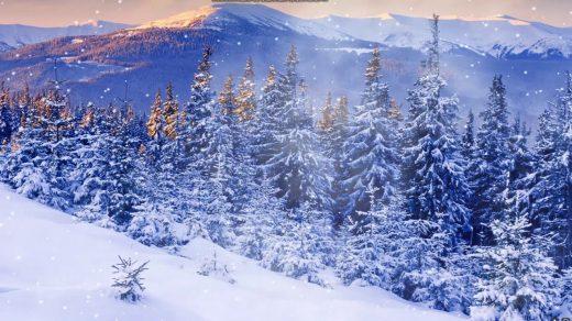 Красивые картинки зимы на рабочий стол в хорошем качестве (12)