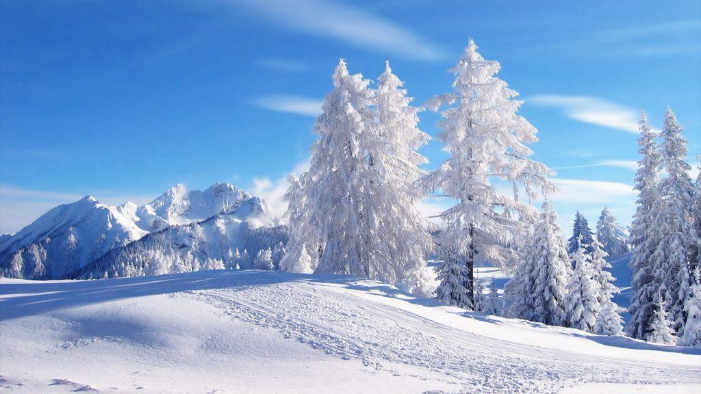 Красивые картинки зимы на рабочий стол в хорошем качестве (20)