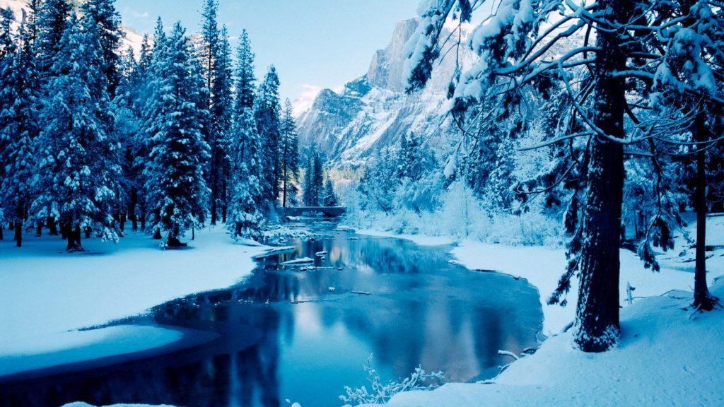 Красивые картинки зимы на рабочий стол в хорошем качестве (3)