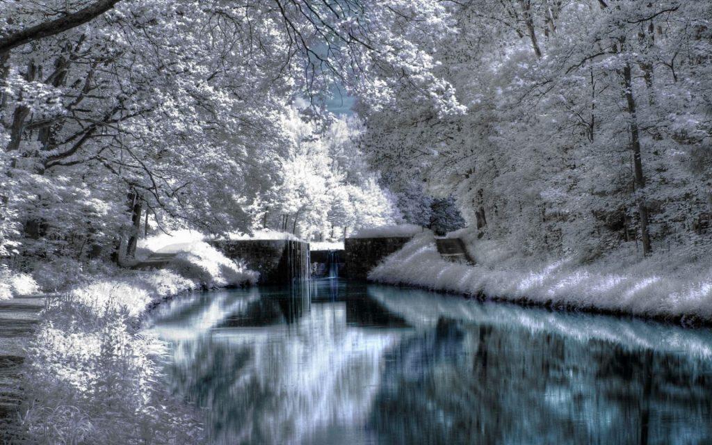 Красивые картинки зимы на рабочий стол в хорошем качестве (4)