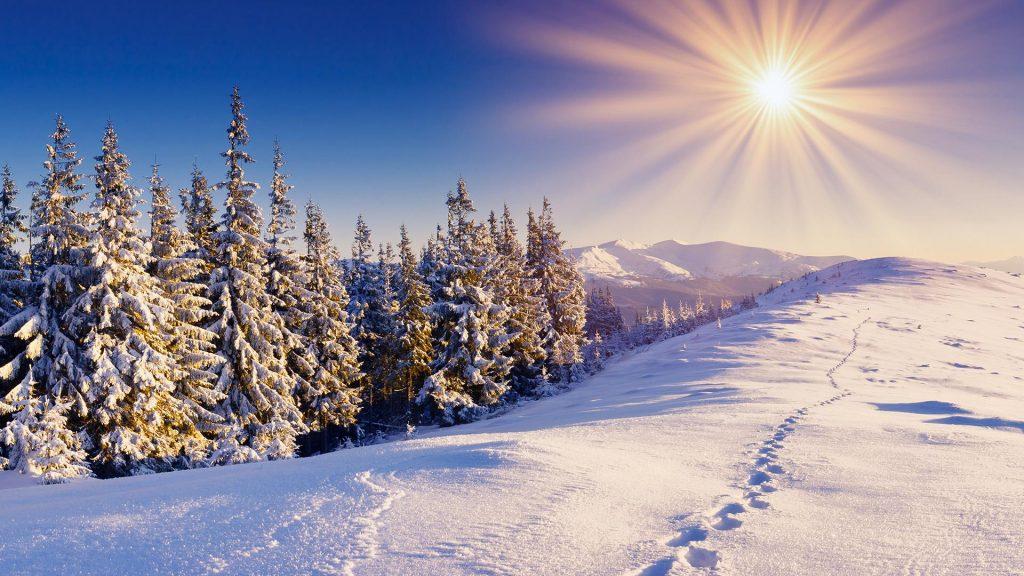 Красивые картинки зимы на рабочий стол в хорошем качестве (6)