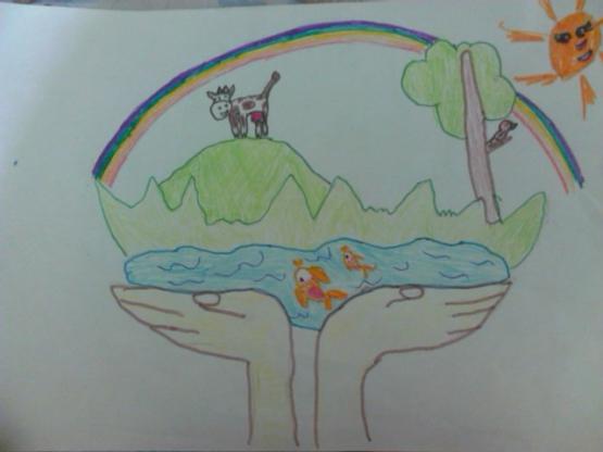 Красивые картинки и рисунки про окружающую среду (11)