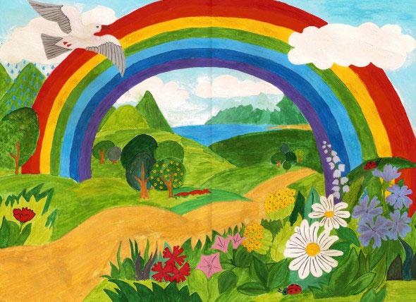 Красивые картинки и рисунки про окружающую среду (13)