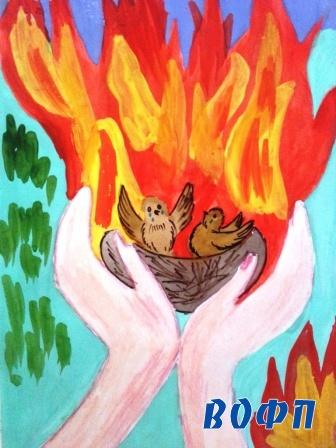 Красивые картинки и рисунки про окружающую среду (15)