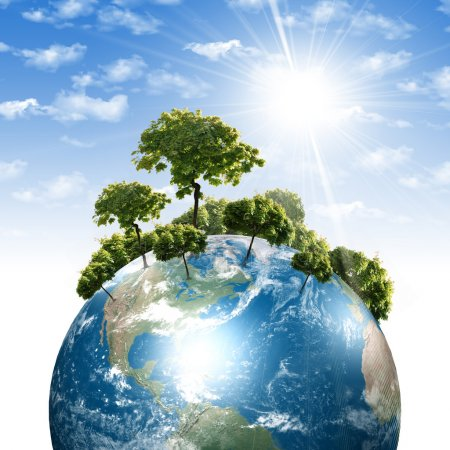 Красивые картинки и рисунки про окружающую среду (19)