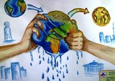 Красивые картинки и рисунки про окружающую среду (22)