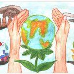 Красивые картинки и рисунки про окружающую среду
