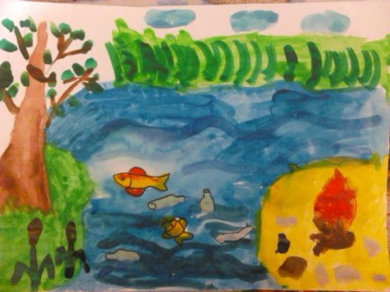 Красивые картинки и рисунки про окружающую среду (5)