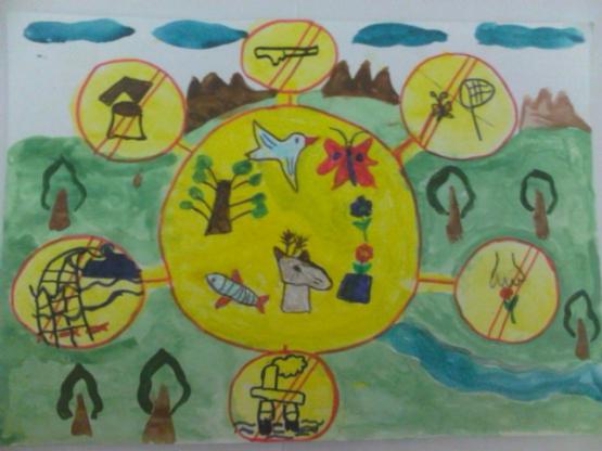 Красивые картинки и рисунки про окружающую среду (7)