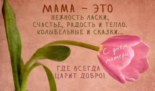 Красивые картинки на День матери в России (16)
