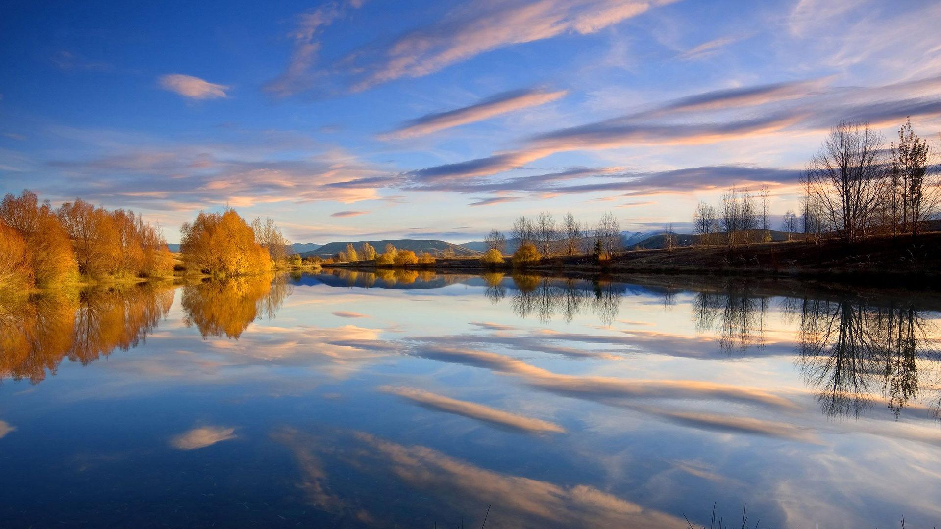 Красивые картинки поздняя осень на рабочий стол (12)