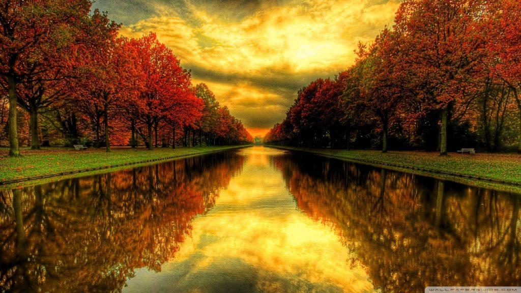 Красивые картинки поздняя осень на рабочий стол (5)