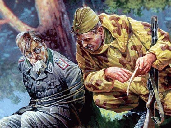 Красивые картинки с днем военного разведчика в России (10)