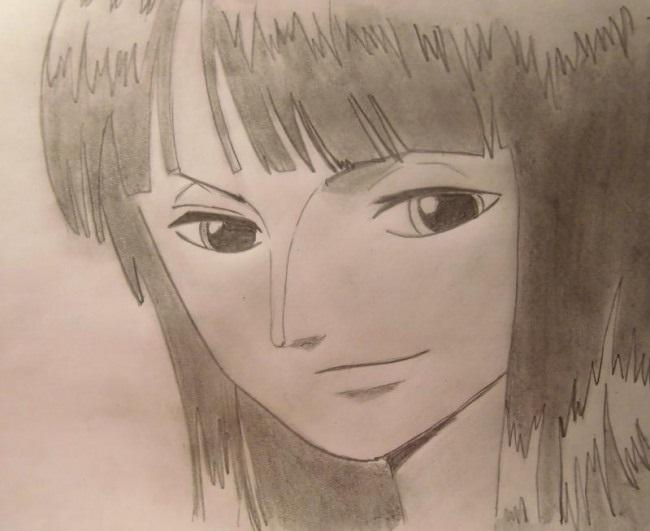 Красивые рисунки Ван-Пис для срисовки011