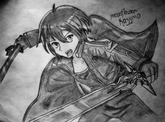 Красивые рисунки Мастер Муси для срисовки019