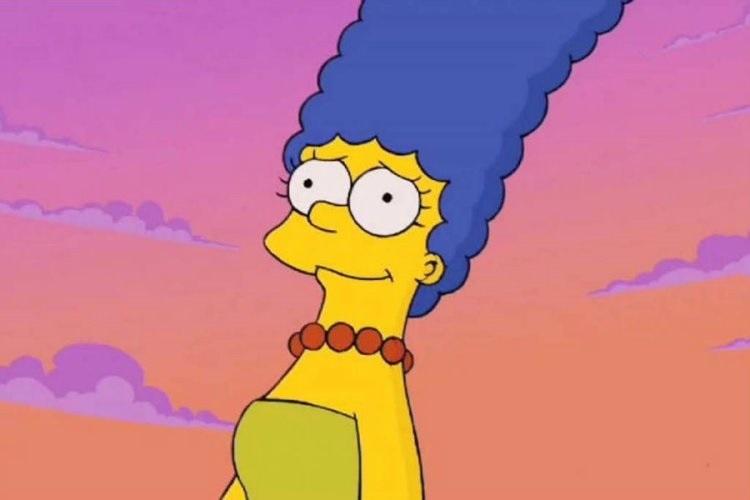 Красивые рисунки Симпсонов для срисовки009