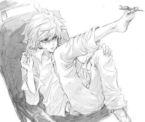 Красивые рисунки Тетрадь смерти для срисовки019