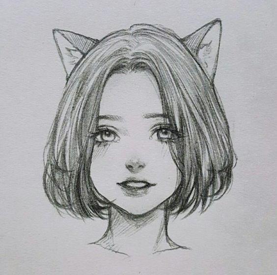 Красивые рисунки Шарлотта для срисовки003