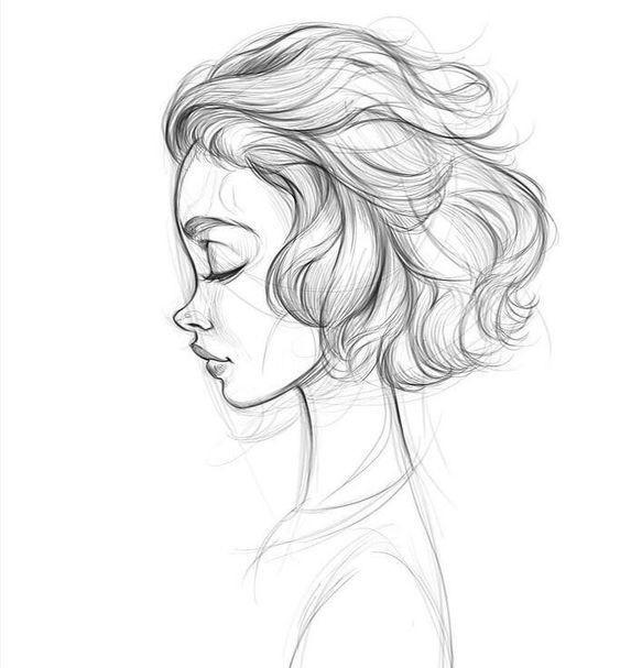 Красивые рисунки Шарлотта для срисовки004